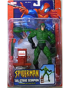 TOYBIZ SPIDER-MAN CLASSICS SERIES 11 TAIL-STRIKE SCORPION