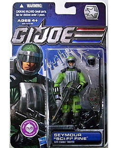 HASBRO G.I.JOE 30TH ANNIVERSARY シングル SEYMOUR SCI-FI FINE [ELITE COMBAT TROOPER]