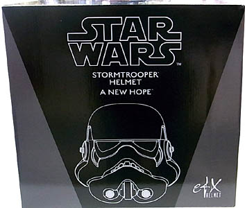 eFX STAR WARS EPISODE 4 STORMTROOPER HELMET [STUNT VERSION]