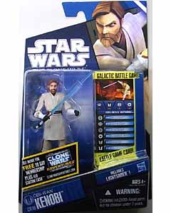 HASBRO STAR WARS THE CLONE WARS BASIC FIGURE OBI-WAN KENOBI