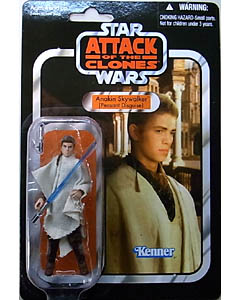 HASBRO STAR WARS 2010 THE VINTAGE COLLECTION ANAKIN SKYWALKER (PEASANT DISGUISE) [ATTACK OF THE CLONES]