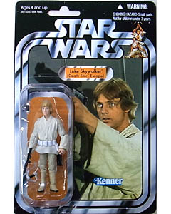 HASBRO STAR WARS 2010 THE VINTAGE COLLECTION LUKE SKYWALKER [DEATH STAR ESCAPE] 台紙傷み特価