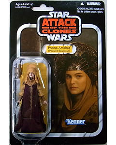 HASBRO STAR WARS 2010 THE VINTAGE COLLECTION PADME AMIDALA (PEASANT DISGUISE) [ATTACK OF THE CLONES]