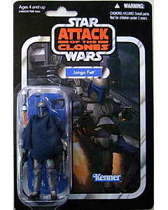 HASBRO STAR WARS 2010 THE VINTAGE COLLECTION JANGO FETT [ATTACK OF THE CLONES]