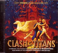 CLASH OF THE TITANS タイタンの戦い