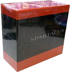 SPARTACUS スパルタカス