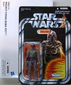 HASBRO STAR WARS 2010 THE VINTAGE COLLECTION ROCKET-FIRING BOBA FETT [MAIL AWAY EXCLUSIVE]