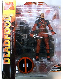 DIAMOND SELECT MARVEL SELECT VARIANT DEADPOOL パッケージ傷み特価