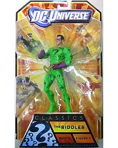 MATTEL DC UNIVERSE CLASSICS WAVE 16 THE RIDDLER