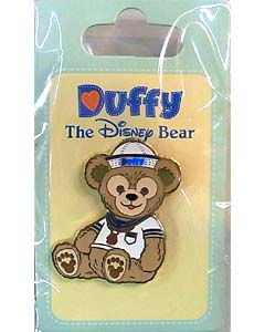 DISNEY USAディズニーテーマパーク限定 DUFFY THE DISNEY BEAR PINS [DUFFY THE DISNEY BEAR]