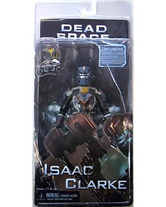NECA PLAYER SELECT DEAD SPACE 2 ISAAC CLARKE