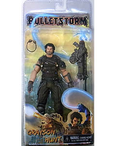 NECA PLAYER SELECT BULLETSTORM GRAYSON HUNT