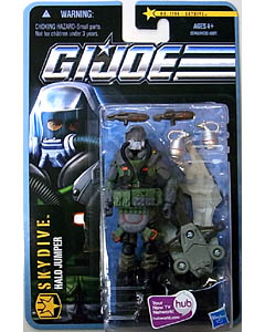 HASBRO G.I.JOE THE PURSUIT OF COBRA シングル SKYDIVE [HALO JUMPER] NO.1106