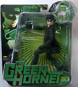 FACTORY ENTERTAINMENT 映画版 GREEN HORNET 6インチアクションフィギュア GREEN HORNET