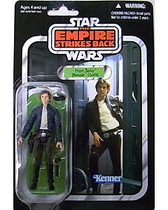 HASBRO STAR WARS 2011 THE VINTAGE COLLECTION HAN SOLO (BESPIN OUTFIT) [THE EMPIRE STRIKES BACK]
