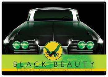 POLAR LIGHTS 1/32スケール GREEN HORNET BLACK BEAUTY 組み立て式プラモデル コレクターズエディション