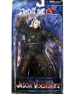 NECA CULT CLASSICS ICONS 4 FRIDAY THE 13TH PART VII JASON VOORHEES