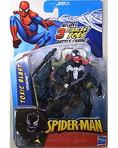 HASBRO SPIDER-MAN 3.75インチアクションフィギュア VARIANT TOXIC BLAST VENOM