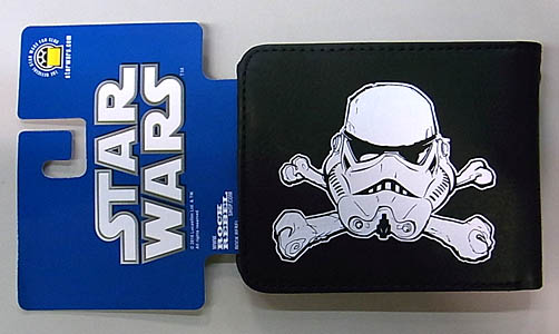 その他・海外メーカー STAR WARS 財布 [TROOPER CROSSING]