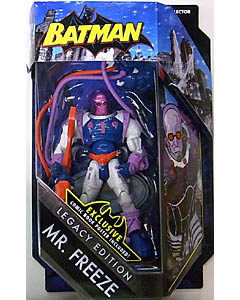 MATTEL BATMAN LEGACY SERIES 1 MR.FREEZE