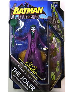 MATTEL BATMAN LEGACY SERIES 1 THE JOKER WITH PLAYING CARDS & HAMMER