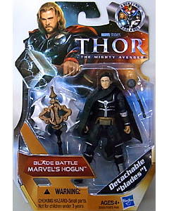 HASBRO 映画版 THOR 3.75インチ BLADE BATTLE MARVEL'S HOGUN