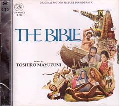 THE BIBLE 天地創造
