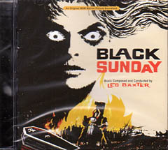BLACK SUNDAY 血ぬられた墓標