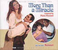 KENNER / MORE THAN A MIRACLE イタリヤ式奇跡 2作収録