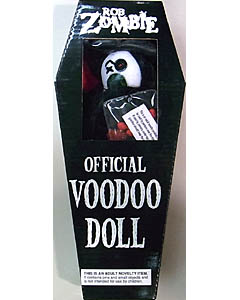 その他・海外メーカー ROB ZOMBIE OFFICIAL VOODOO DOLL
