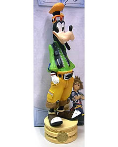 NECA HEAD KNOCKER KINGDOM HEARTS GOOFY