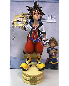 NECA HEAD KNOCKER KINGDOM HEARTS SORA