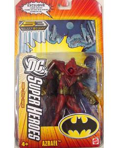 MATTEL DC SUPER HEROES SERIES 3 AZRAEL