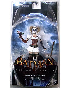 DC DIRECT BATMAN: ARKHAM ASYLUM SERIES 1 HARLEY QUINN
