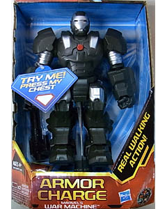 HASBRO IRON MAN THE ARMORED AVENGER ARMOR CHARGE MARVEL'S WAR MACHINE