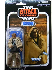 HASBRO STAR WARS 2011 THE VINTAGE COLLECTION FI-EK SIRCH (JEDI KNIGHT) [ATTACK OF THE CLONES]