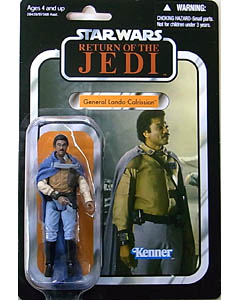 HASBRO STAR WARS 2011 THE VINTAGE COLLECTION GENERAL LANDO CALRISSIAN [RETURN OF THE JEDI]