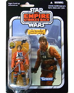 HASBRO STAR WARS 2011 THE VINTAGE COLLECTION LUKE SKYWALKER (DAGOBAH LANDING) [THE EMPIRE STRIKES BACK]