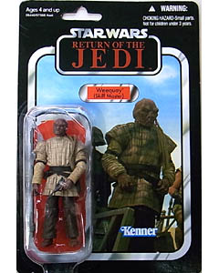 HASBRO STAR WARS 2011 THE VINTAGE COLLECTION WEEQUAY (SKIFF MASTER) [RETURN OF THE JEDI]