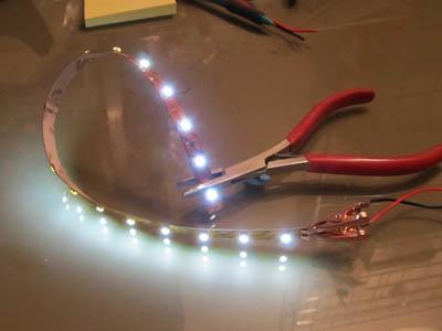 PARAGRAFIX 電飾用 LEDユニット [WHITE] 60センチ / PGX139-0.6