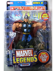 TOYBIZ MARVEL LEGENDS 3 THOR ブリスターワレ特価