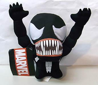 COMIC IMAGES SPIDER-MAN VENOM PLUSH DOLL