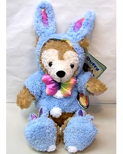 DISNEY USAディズニーテーマパーク限定 DUFFY THE DISNEY BEAR 12INCH EASTER DUFFY THE DISNEY BEAR