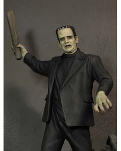 メーカー表記なし イエガークラシックシリーズ ベラ・ルゴシ版 フランケンシュタインの怪物 1/6スケール レジンキャスト キット