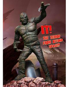 メーカー表記なし 恐怖の火星探検 エイリアン 1/8スケール レジンキャスト キット