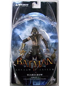 DC DIRECT BATMAN: ARKHAM ASYLUM SERIES 1 SCARECROW ブリスターワレ特価