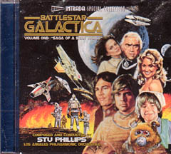 BATTLESTAR GALACTICA VOLUME ONE: SAGA OF A STAR WORLD 宇宙空母ギャラクティカ