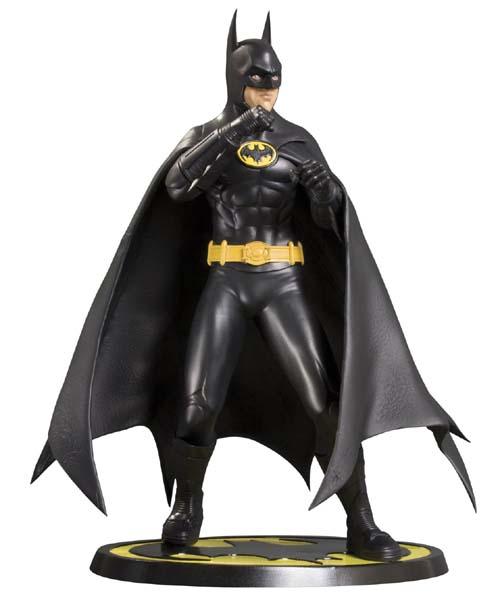 DC DIRECT MICHAEL KEATON AS BATMAN STATUE