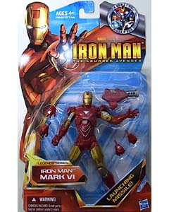 HASBRO IRON MAN THE ARMORED AVENGER 6インチ LEGENDS SERIES IRON MAN MARK VI