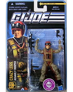 HASBRO G.I.JOE THE PURSUIT OF COBRA シングル CRAZY LEGS [ASSAULT TROOPER] NO.1116